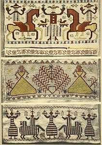 Славянские обереги вышивка