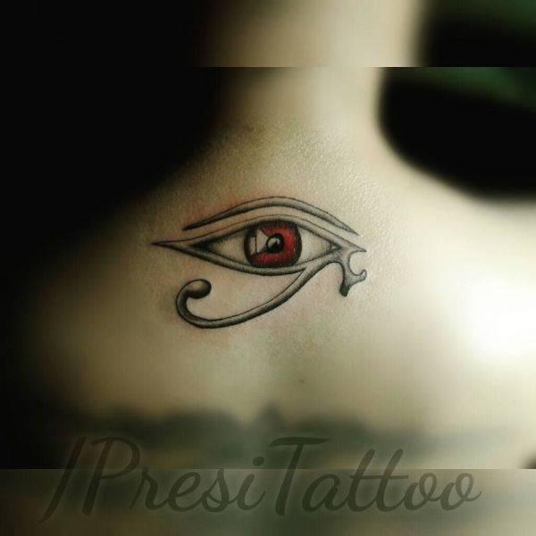 Глаз гора значение символа