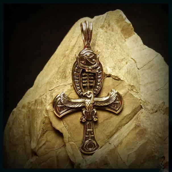 Египетский крест значение