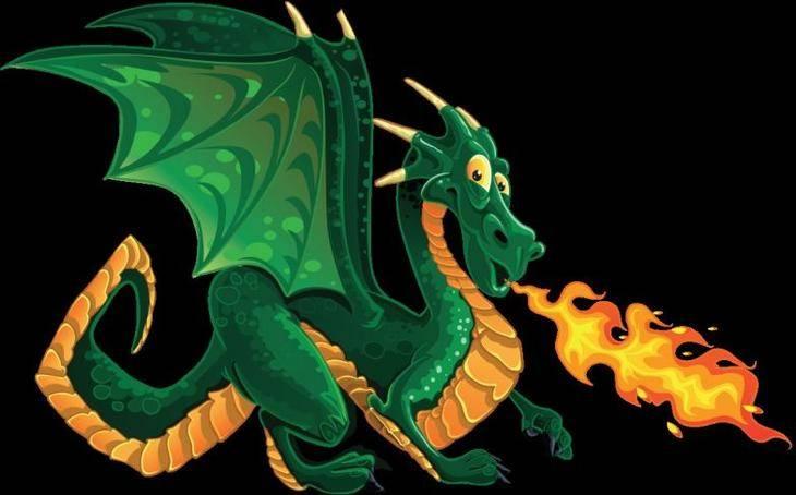Водолей и дракон женщина