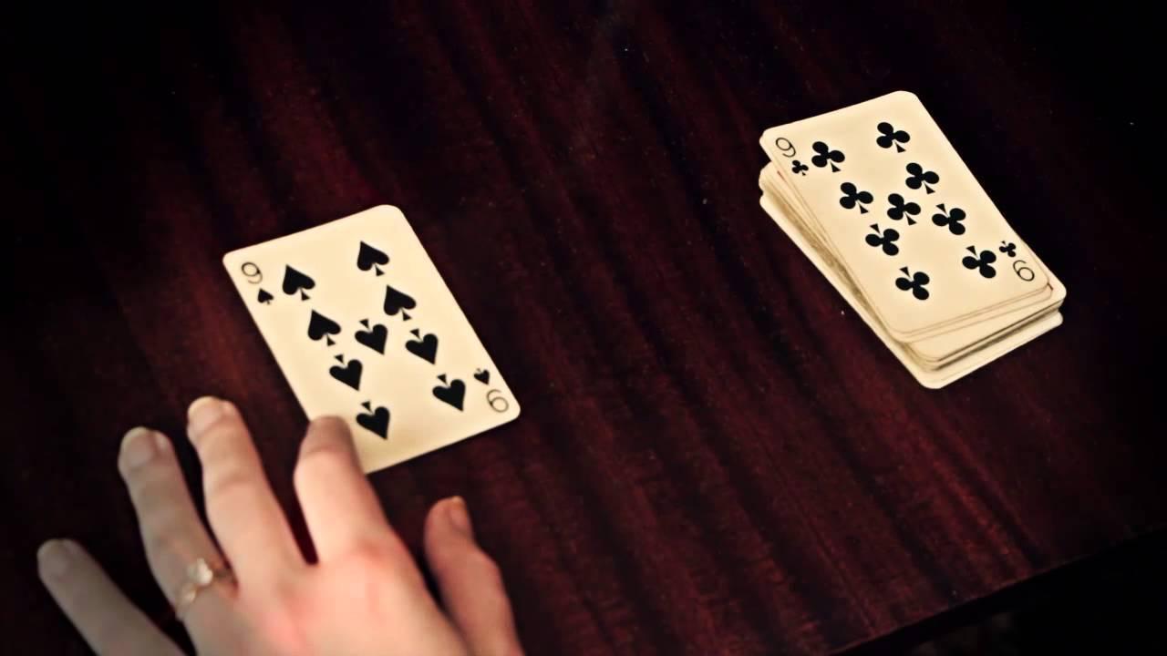 Расклад на игральных картах на будущее