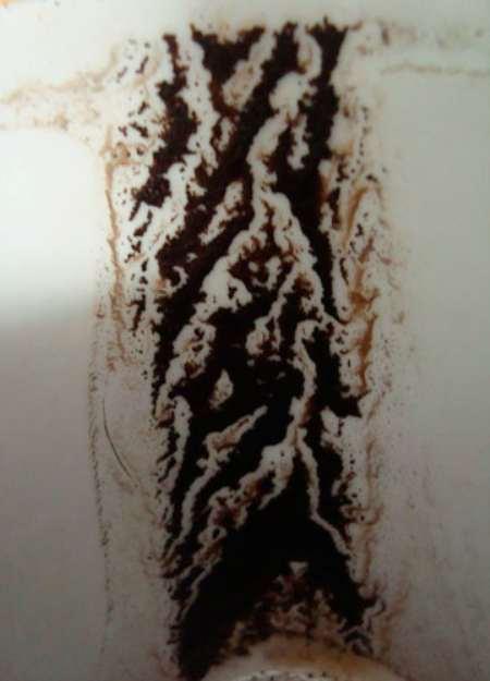 Гадание на кофейной гуще бабочка
