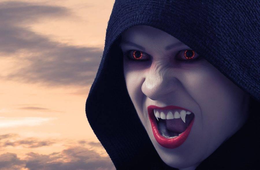 Хочу стать вампиром