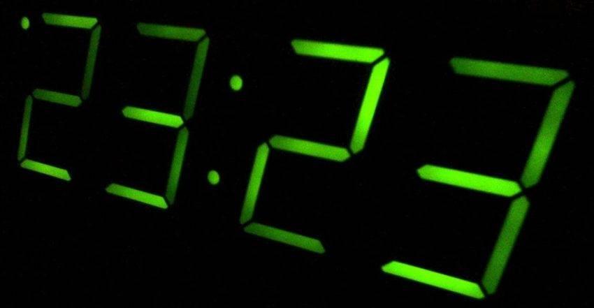12 21 на часах значение