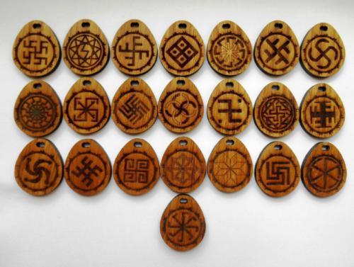 Древнерусские символы и обереги их значение