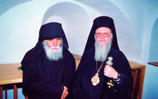 Молитва святому паисию святогорцу