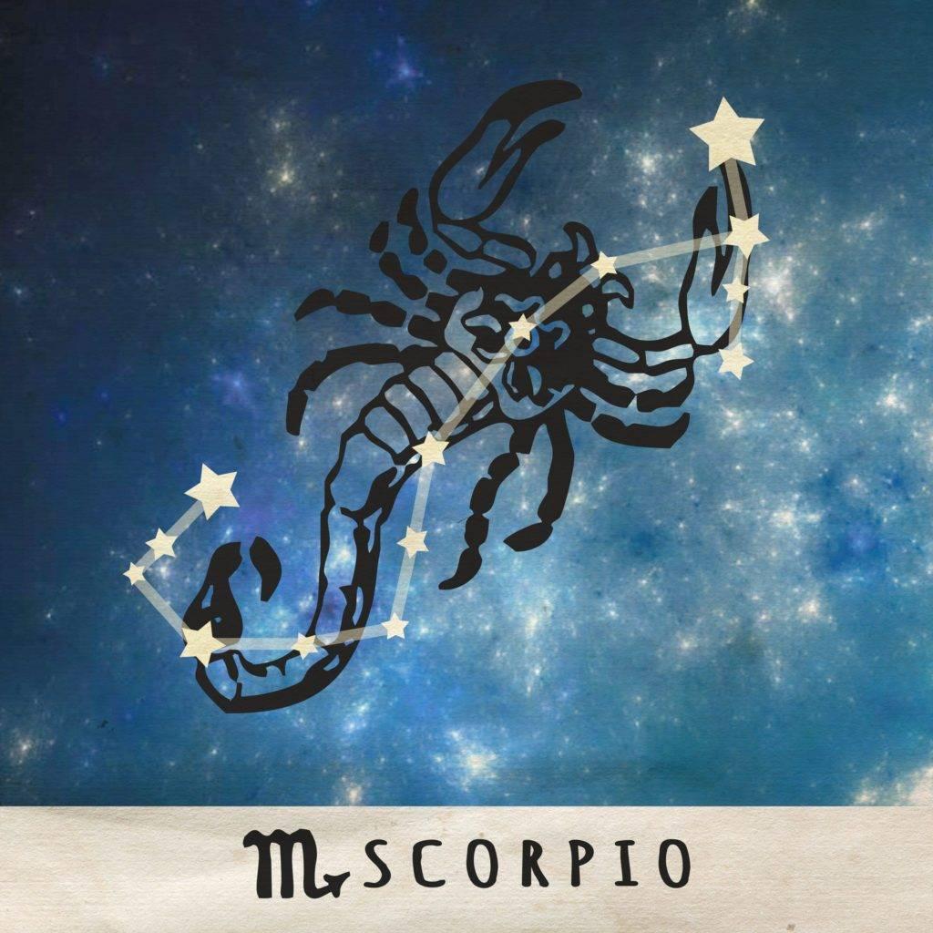 Мужчина скорпион признался в любви