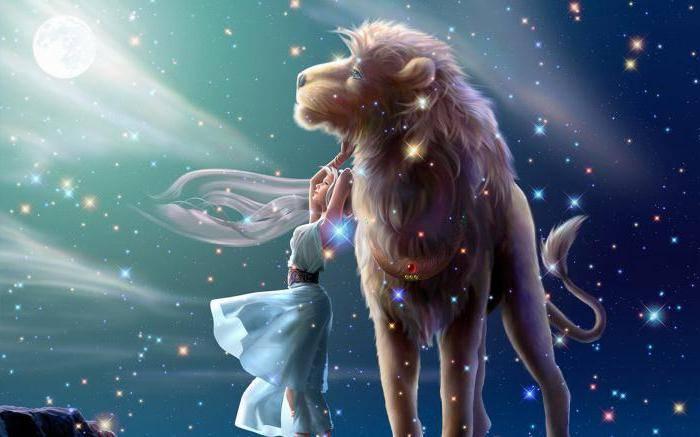 Какой знак зодиака подходит льву женщине