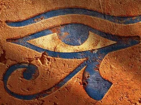 Египетский символ глаз