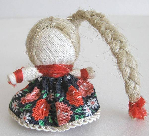 Куклы мотанки обереги своими руками поэтапно