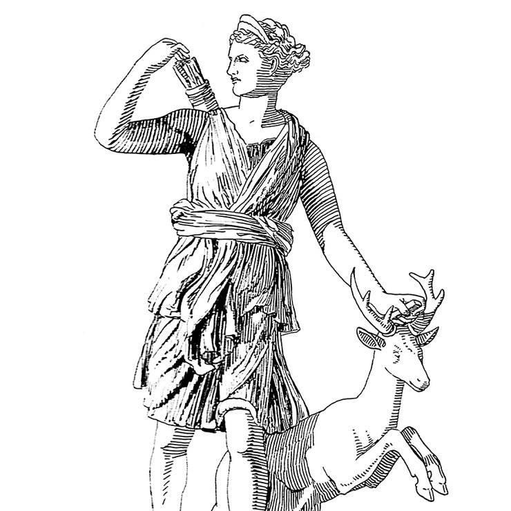 Богиня дева