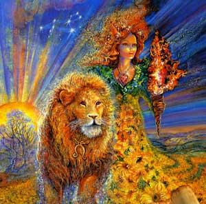 Лев зодиак