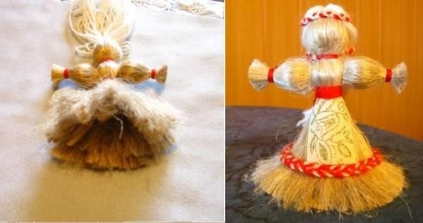 Как сделать куклу берегиню своими руками