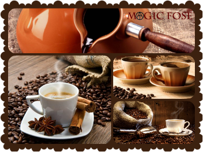 Гадание на кофе символы