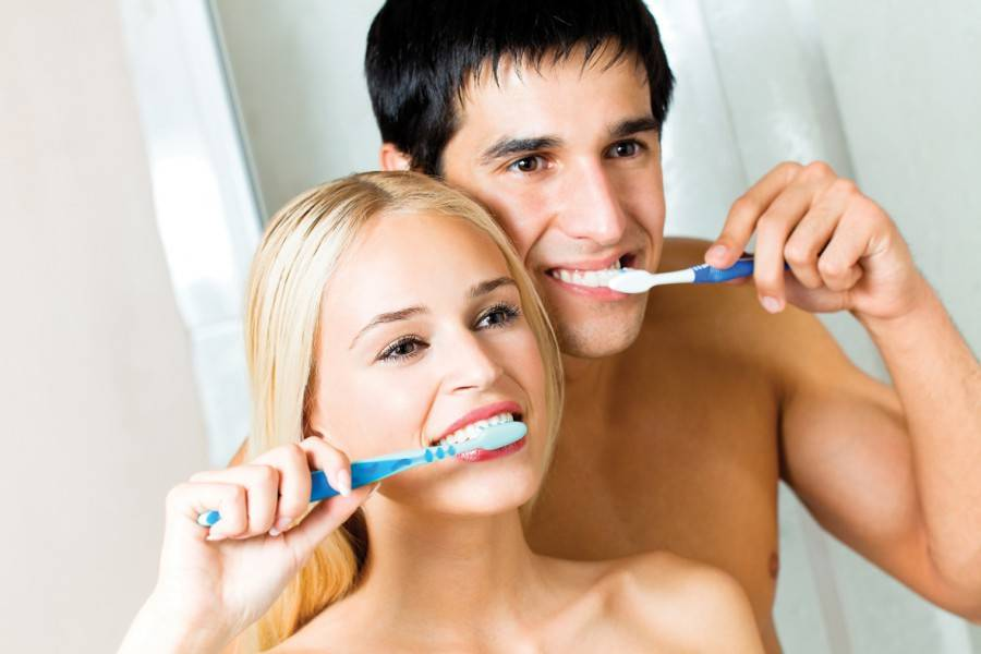 Приворот на зубную щетку