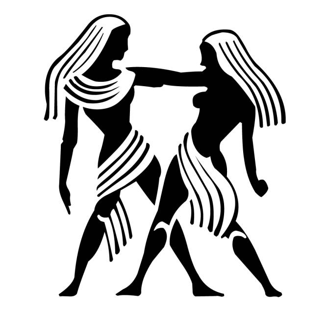 Знак зодиака близнецы камень