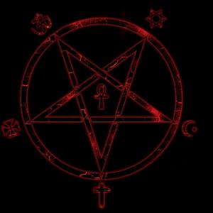 Пиктограмма сатаны