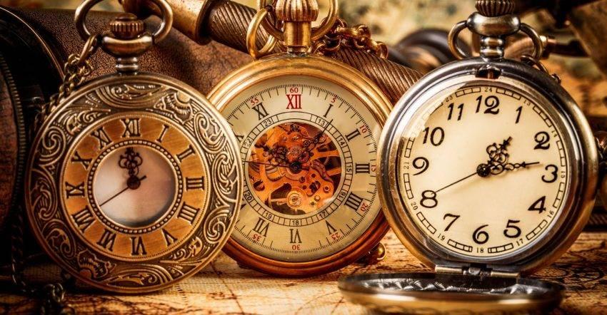 Приметы время на часах
