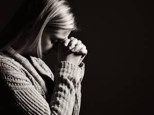 Молитва на примирение с мужем