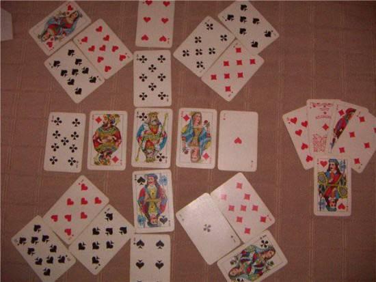 Расклад на игральных картах на любимого