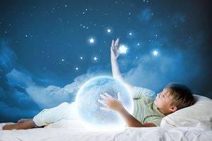 Молитвы детям на ночь