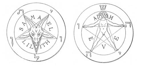 Пятиконечная звезда в круге символ значение
