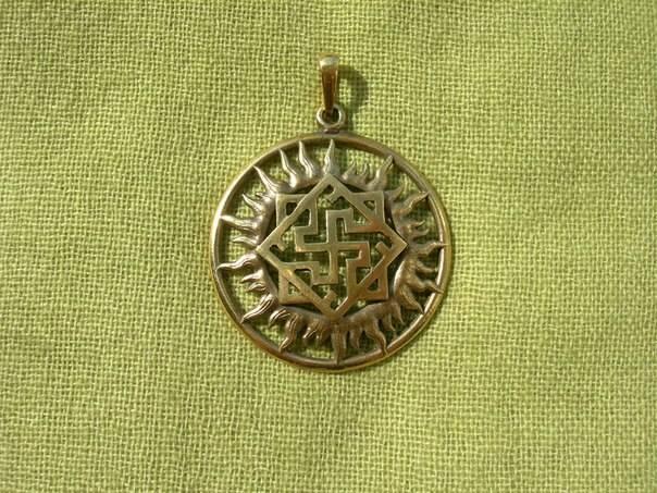 Славянский символ валькирия
