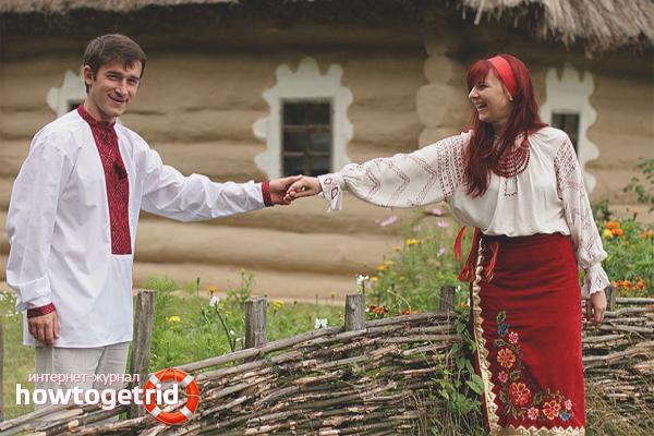 Как проходит сватовство невесты
