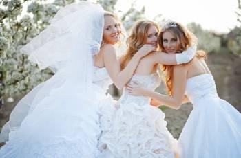 Самый лучший месяц для свадьбы