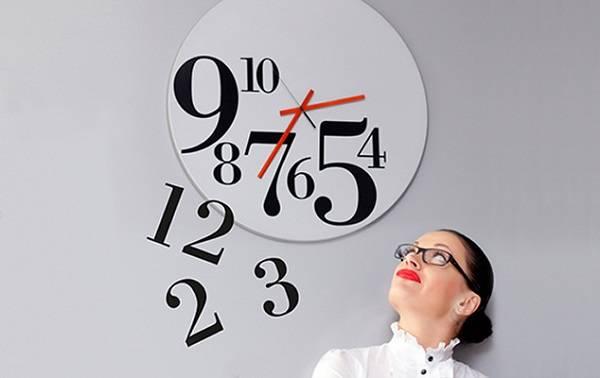 Что означает одинаковое время