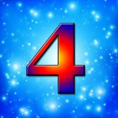 Что значит цифра 4