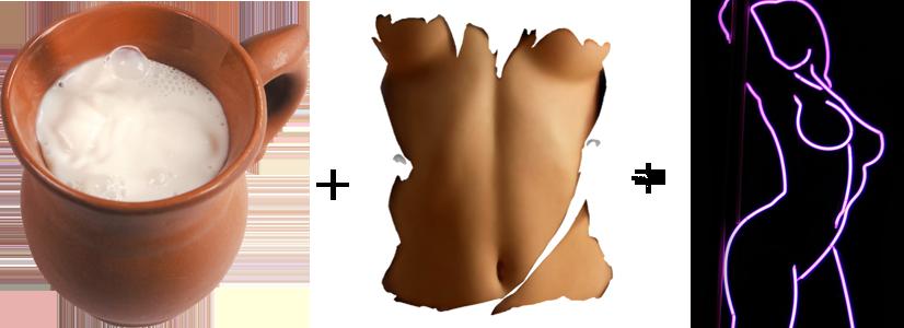 Заговоры на рост груди