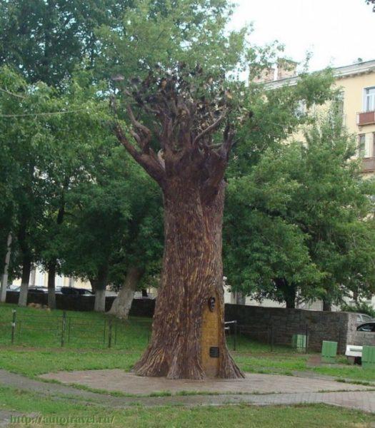 Гадание по дереву желаний