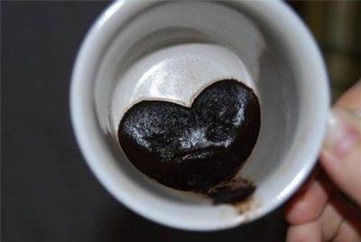 Гадание на кофе значение буквы