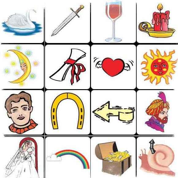 Екатерининское гадание онлайн бесплатно 40 символов