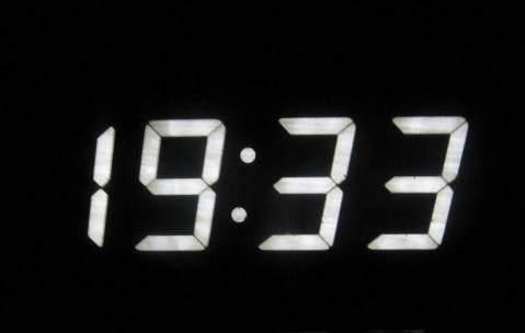 Совпадение чисел на часах значение