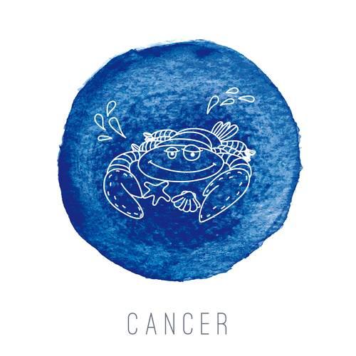 Рак змея женщина