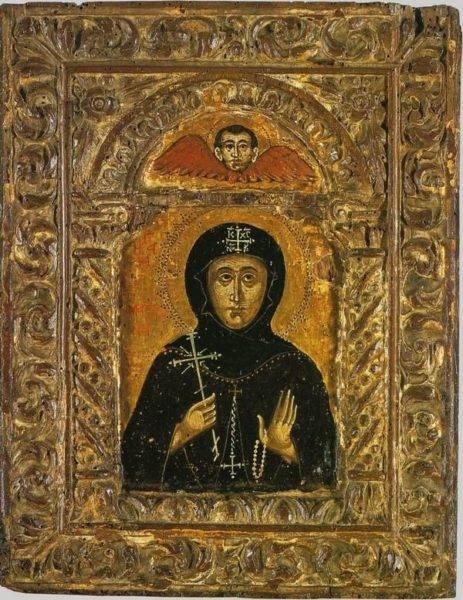 Матрона московская молитва о помощи в делах