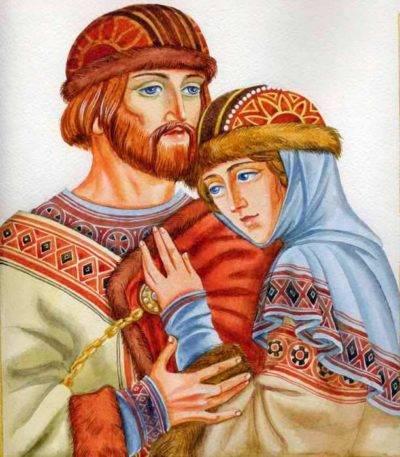 Молитва на любовь мужа к жене