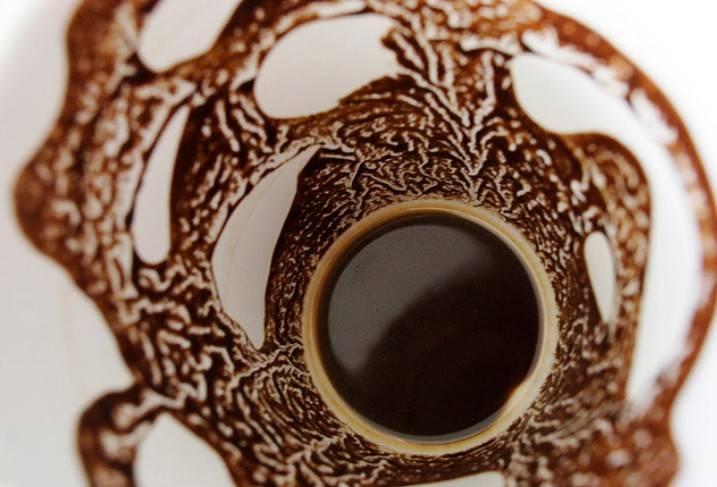 Кофейная гуща петух