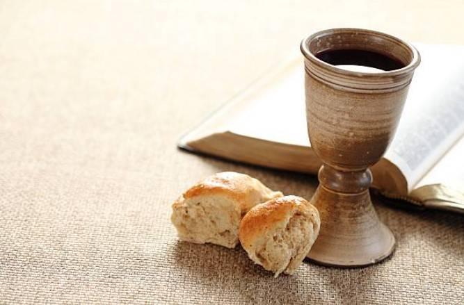 Утренние молитвы перед причастием