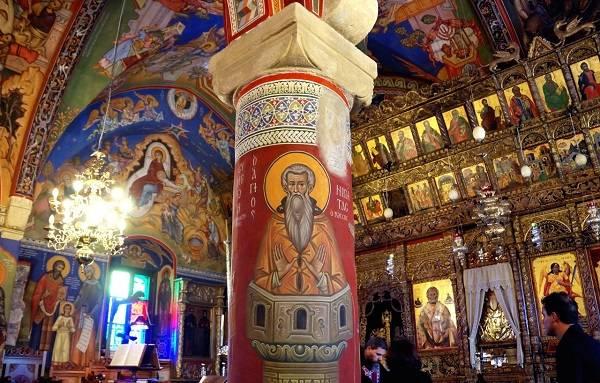Молитва от колдовства киприану и иустине