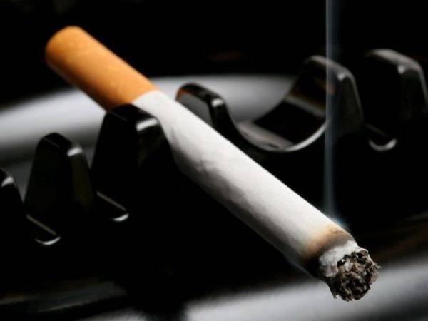 Гадание на сигарете