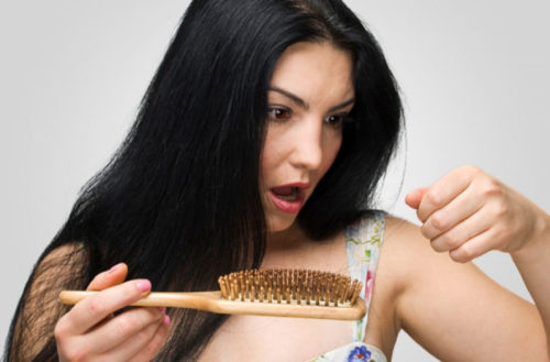 Молитва от выпадения волос на голове