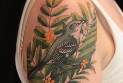 Символ семьи татуировка