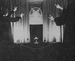Знаки сатаны и их значение