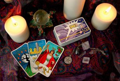 Расклад таро 5 карт
