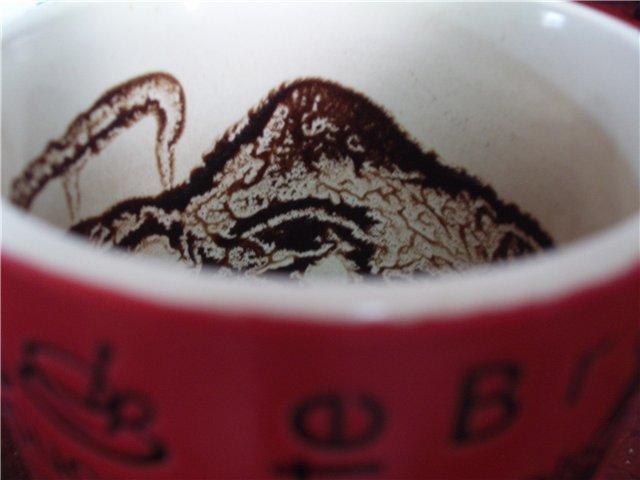 Гадание на кофейной гуще толкование лошадь