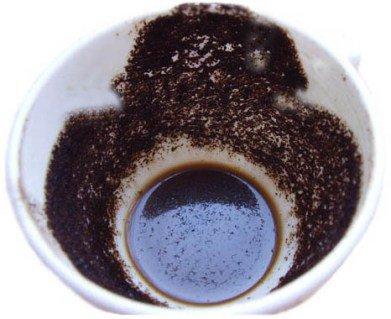 Дракон на кофейной гуще