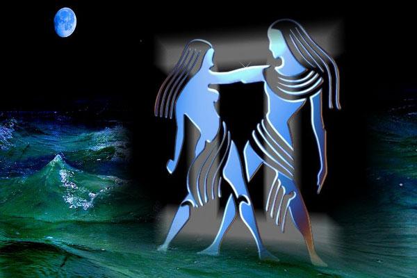 Как выглядит знак зодиака близнецы